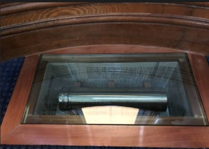 "New Time Capsule Placed at ""Belmont Park"""